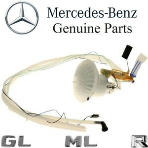 For Mercedes X164 W164 W251 Fuel Filter Assembly & Fuel Level Sending Unit OES