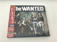 The Wanted (5) ‎– The Wanted UICI-1120 JAPAN CD OBI Sealed New