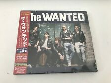 The Wanted (5) – The Wanted UICI-1120 JAPAN CD OBI Sealed New