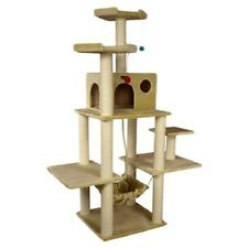 Cat Tower Towers Condo Condos Furniture Tree Scratcher Large House For Indoor
