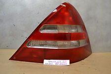 01-04 Mercedes 170 SLK 230 320 32 AMG Right Pass Genuine OEM tail light 44 5G3