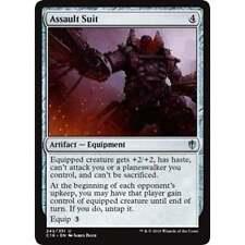 Artifact Commander Individual Magic: The Gathering Cards