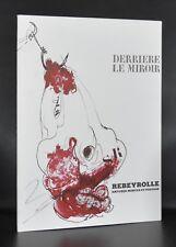Maeght # REBEYROLLE # Derriere Le Miroir 219, nm++
