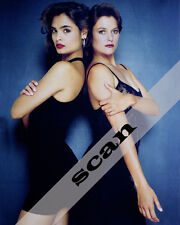 JAMES BOND GIRLS Carey Lowell & Talisa Soto Licence to Kill 8X10 PHOTO #1520