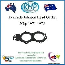 A Brand New Head Gasket Suits Evinrude Johnson 50hp 1971-thru-1975 # R 315539