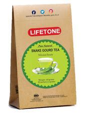 Snake Gourd Thé, rare refroidissement Herbal Tea, Detox Thé pour perte de poids,...