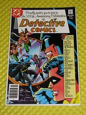 Detective Comics #500 High Grade 9.4/9.6 Bronze DC Comic Batman Robin (1981)