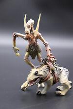 Geonosian Warrior With Massiff Star Wars SAGA 2002