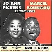 God Is A God, Jo Ann Pickens - Marcel Boungou, Audio CD, New, FREE & FAST Delive