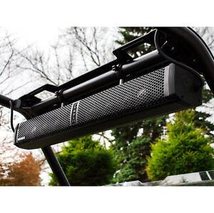 Hifonics TPS-10 Ten Speaker Bluetooth Marine Polaris ATV UTV RZR Soundbar System