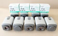 9 x CISCO IP POE 1080p Cameras - 5 x IPC-4500; 4 x IPC-4300 + 4x FUJI LENSES