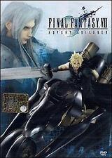 Final Fantasy VII. Advent Children (2004)  1 DVD