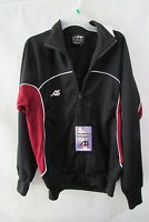 New Black Athletic Jacket Size Youth Medium