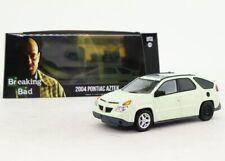 Greenlight 86498 Breaking Bad - Walter White's 2004 Pontiac Aztek 1/43 Scale