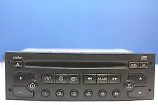 PEUGEOT 206 307 807 PARTNER CITROEN C2 C3 C8 BERLINGO RD3 CLARION CD PLAYER