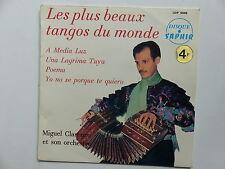 MIGUEL CLARENZO Les plus beaux tangos du monde SAPHIR LDP 5088