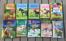 10 Kinderbücher alle zum Thema Pferde, Ponys
