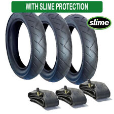 Out n About Nipper Tyre & Inner Tube Set (x3) with Slime Protection