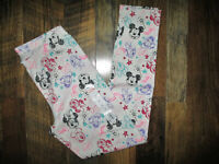 Disney Jumping Beans Minnie Mouse All Day Play Legging  - Girls Size 8 NWT