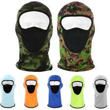 Outdoor Camo Tactical Balaclava Full Face Mask Military Hunting Cycling Ski Hat