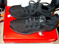 PUMA Men's Electron Street Sneaker, Black, Size 10.5 new with box