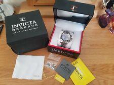 Invicta Venom Reserve Stainless Steel Watch