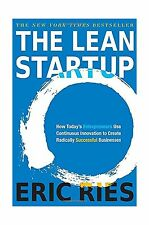 The Lean Startup: How Today's Entrepreneurs Use Continuous Inno... Free Shipping