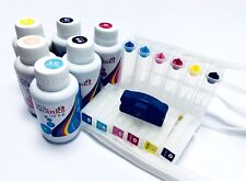 CISS suitable for Epson Discproducer (no chips) PP-100 +1500ml FREE 'OPUS' INK