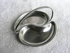 PREFERRED 18/8 Stainless Steel Nut or Bon Bon Dish ~  Made in Denmark
