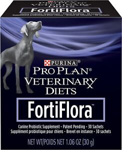 Purina Veterinary FortiFlora for Dogs (30 count)