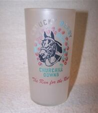 Nice 1953 Kentucky Derby Mint Julip Glass - Estate