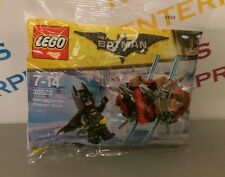Lego Batman Movie Polybag 30522 Batman Minifigure In The Phantom Zone SEALED