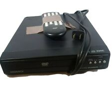 Magnavox DVD player Model Number DP100MW8B A & REMOTE