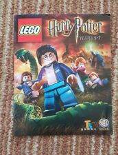 Lego Harry Potter: años 5-7 Solo Manual. PS3. 1-4