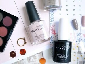 NEW YEAR BIG SALES**CND Vinylux Weekly Nail Polish [0.46 oz] *PICK YOUR COLORS*