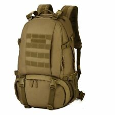 Military Tactical Backpack Army Assault Pack Bag Rucksack for Hunting School 40L