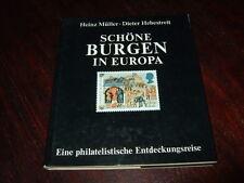 Bella castelli in Europa-una scoperta di filatelia, 1990,ddr