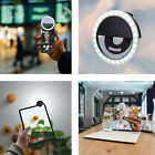 Selfie Ring Light. Clip On for Cell Phones/Tablets w Rechargable Battery 24 pcs.