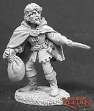 Reaper Miniatures 02045: Torin The Stealthy - Dark Heaven Legends Metal Mini