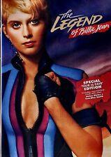 NEW DVD // THE LEGEND OF BILLIE JEAN // Helen Slater,  Christian Slater,