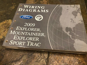 Repair Manuals Literature For Ford Explorer Sport Trac For Sale Ebay