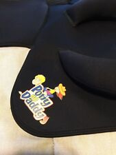 Pony Up Daddy Saddle Color Black Preowned Fun For Dads & Grandads And Kids