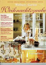 Wohnen & Garten special Edition Weihnachtszausber 2007