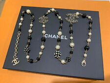 Genuine Chanel necklace with receipt