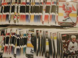 2007/2008 Upper Deck Victory Hockey BLACK Rare SSP U PICK