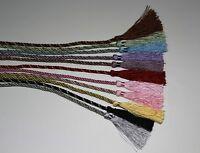 Thick Quality Rope Tassel Tieback 127cm' Long Decorative Holdback Curtain