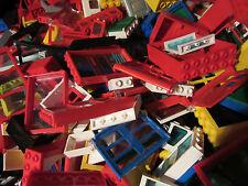 LEGO Fenster und Türen 20 Stück bunt gemischt