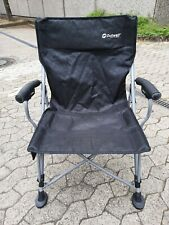 Outwell Campo XL Chair Black 2019 - Campingstuhl / Schwarz