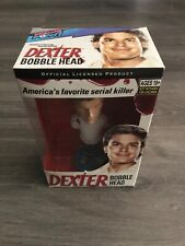 Tv Series SERIAL KILLER DEXTER Memorabilia BOBBLE HEAD Still In The Box RARE Ex