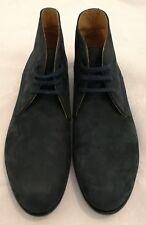 Harrys of London Griffin Nubuck Leather Dessert Suede Lace-up Boots uk 10 eu 44F